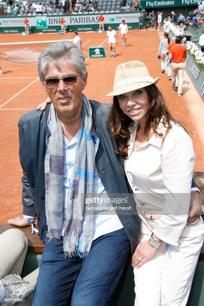 Celebrities At  2017 French Open - Day Eight