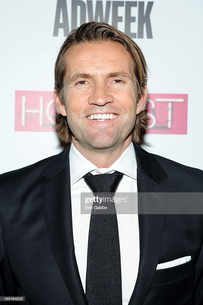 CEO of Huffington Post Jimmy Marymann attends the 2013 Adweek Hot List gala at Capitale on December 2, 2013 in New York City.