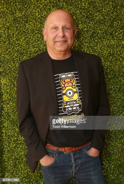 CEO of Illumination Entertainment and Producer Chris Maledandri attends the Premiere Of Universal Pictures And Illumination Entertainment's...