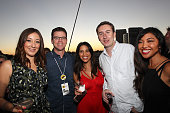 COO of IMDb Rob Grady and the TCL team attend the IMDb Yacht Party Presented By TCL at on July 22 2016 in San Diego California