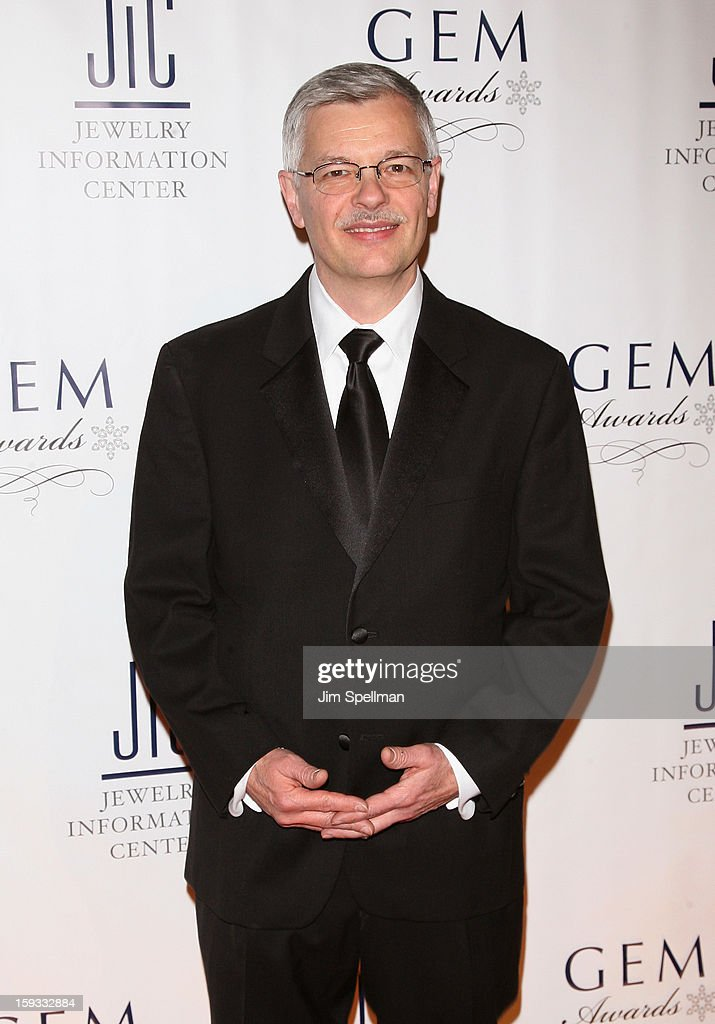 COO of Jewelers of America Robert Headley attends the 11th Annual GEM Awards Gala at Cipriani 42nd Street on January 11, 2013 in New York City.