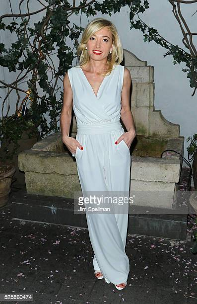 CEO of Lands' End Federica Marchionni attends the after party for the screening of Open Road Films' 'Mother's Day' hosted by The Cinema Society with...