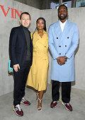 Lanvin : Front Row - Paris Fashion Week - Menswear F/W...