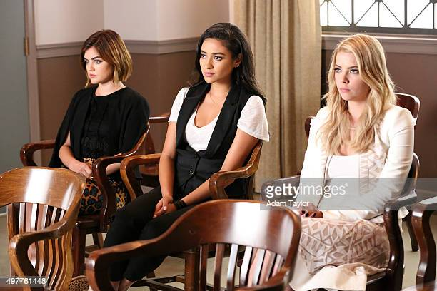 LIARS 'Of Late I Think of Rosewood' In advance of the celebrated return of the hit original series Pretty Little Liars the cast and crew sit down to...