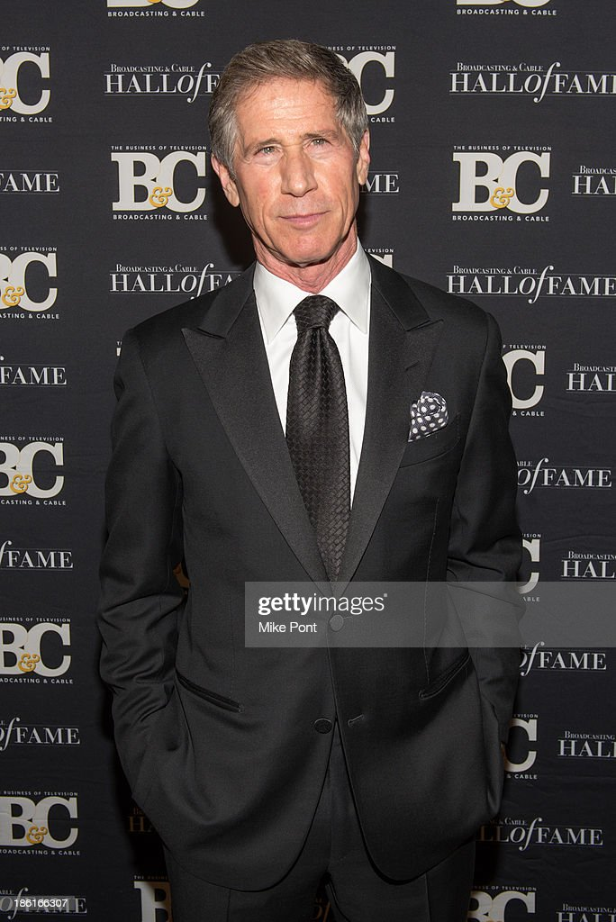 CEO of Lions Gate Entertainment Jon Feltheimer attends the Broadcasting and Cable 23rd Annual Hall of Fame Awards Dinner at The Waldorf Astoria on October 28, 2013 in New York City.