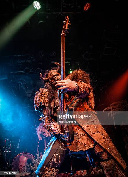OX of Lordi performs at O2 Academy Islington on November 20 2016 in London England