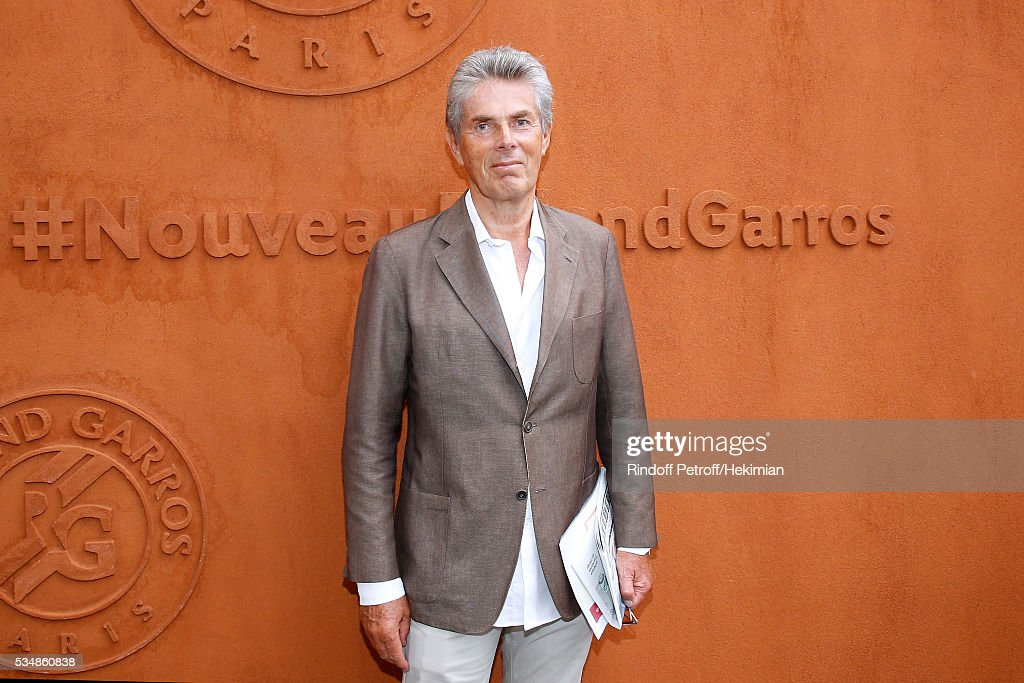 Celebrities at French Open 2016 - Day Seven