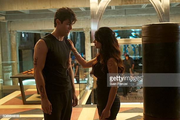 SHADOWHUNTERS 'Of Men and Angels' Magnus and Luke reveal Clarys past in Of Men and Angels an allnew episode of Shadowhunters airing Tuesday February...