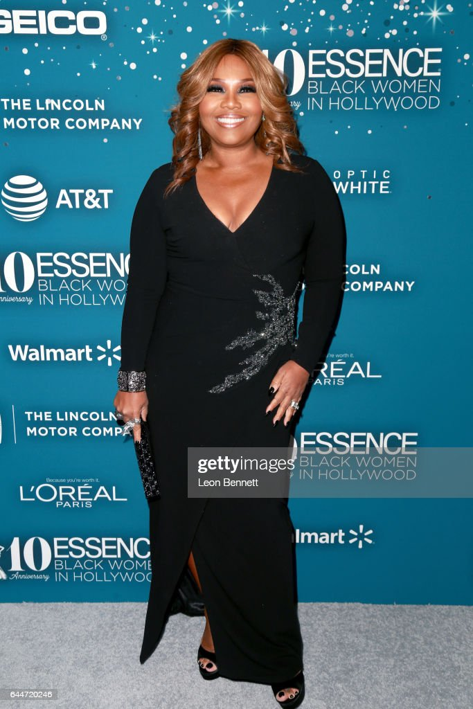 CEO of Monami Entertainment Mona Scott-Young at Essence Black Women in Hollywood Awards at the Beverly Wilshire Four Seasons Hotel on February 23, 2017 in Beverly Hills, California.