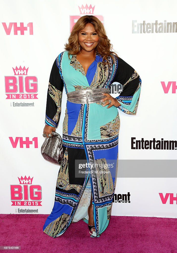 CEO of Monami Entertainment Mona Scott-Young attends VH1 Big in 2015 With Entertainment Weekly Awards at Pacific Design Center on November 15, 2015 in West Hollywood, California.