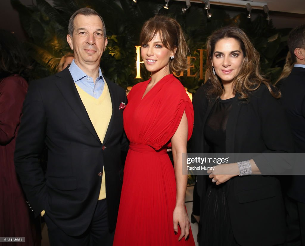 Piaget And The Weinstein Company Host A Cocktail Party To Kick-Off Independent Spirit Awards And Oscar Weekend