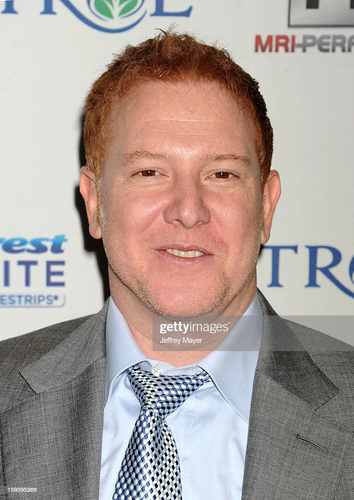 CEO of Relativity Media <a gi-track='captionPersonalityLinkClicked' href=/galleries/search?phrase=Ryan+Kavanaugh&family=editorial&specificpeople=4275646 ng-click='$event.stopPropagation()'>Ryan Kavanaugh</a> arrives at CW3PR Presents the inaugural 'Gold Meets Golden' event at New Equinox Flagship on January 12, 2013 in Los Angeles, California.