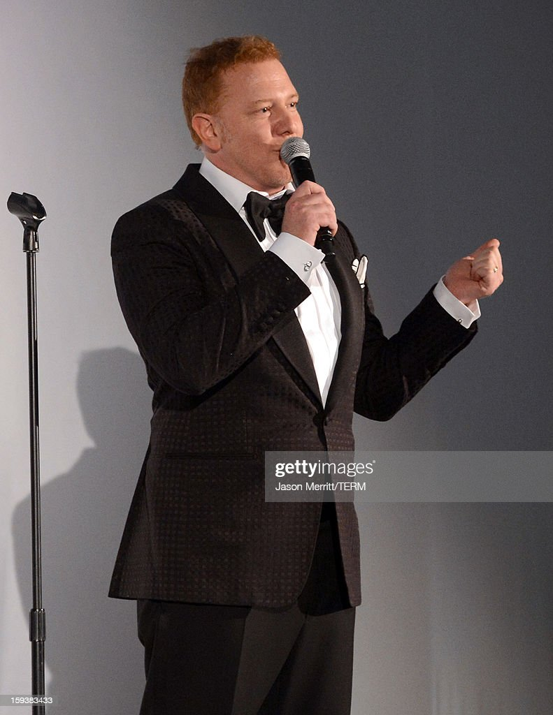 CEO of Relativity Media Ryan Kavanaugh attends The Art of Elysium's 6th Annual HEAVEN Gala presented by Audi at 2nd Street Tunnel on January 12, 2013 in Los Angeles, California.