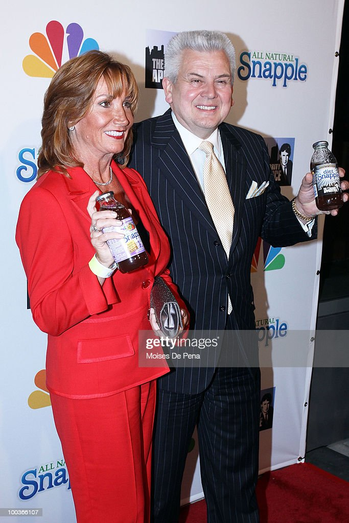 CEO of Snapple Michael Weinstein attends 'The Celebrity Apprentice' Season 3 finale after party at the Trump SoHo on May 23, 2010 in New York City.