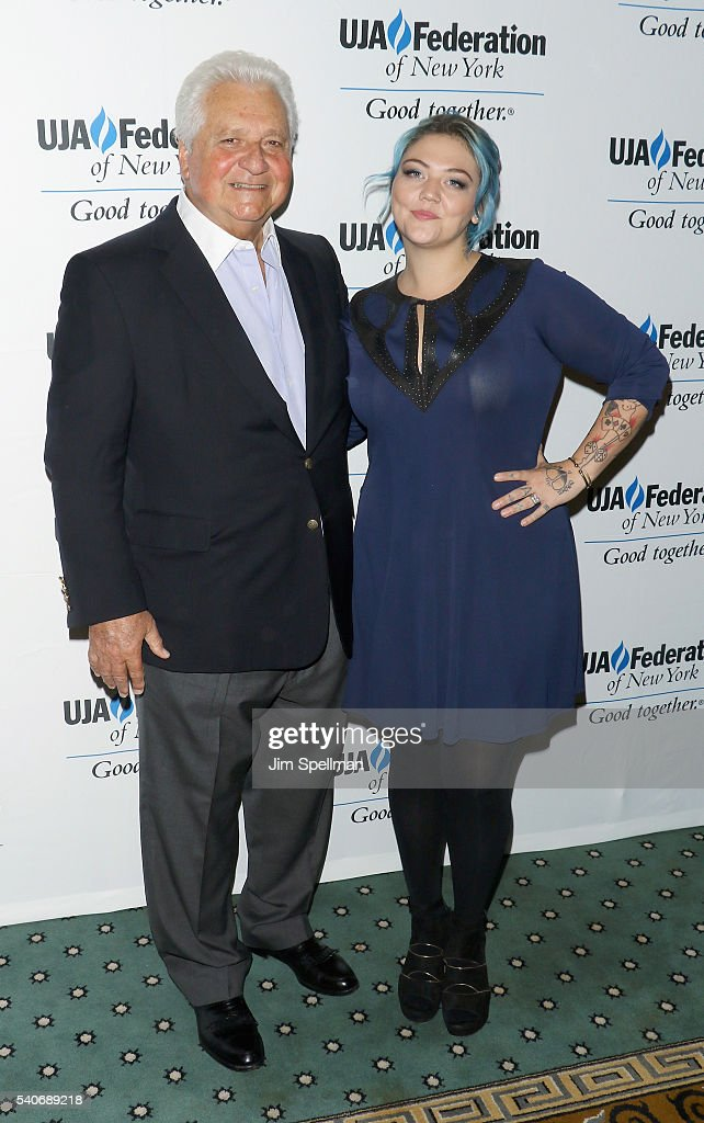 2016 UJA-Federation Of New York's Music Visionary Of The Year Award Luncheon
