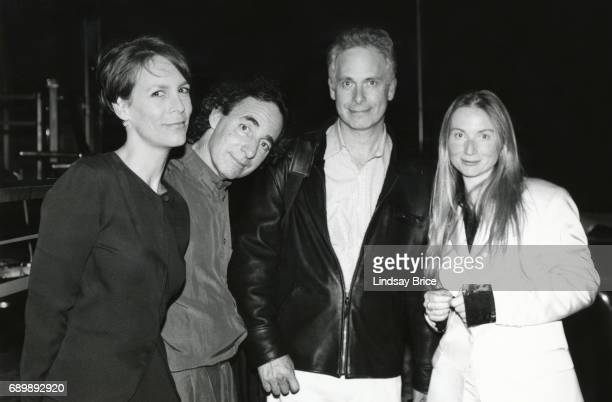 ACLU of Southern California Torch of Liberty Dinner 1996 Jamie Lee Curtis Harry Shearer Christopher Guest and Judith Owen Shearer and Guest from cast...