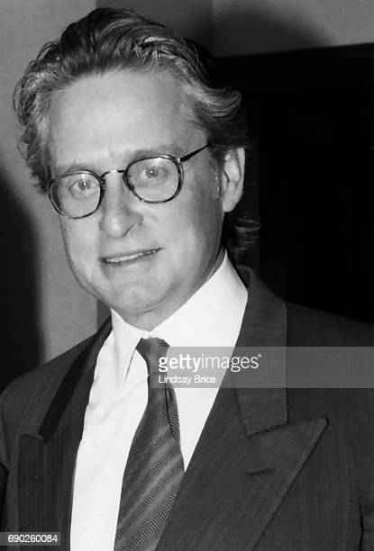 ACLU of Southern California Torch of Liberty Dinner 1996 Michael Douglas attends the ACLU Torch of Liberty Dinner honoring Rob Reiner for his film...