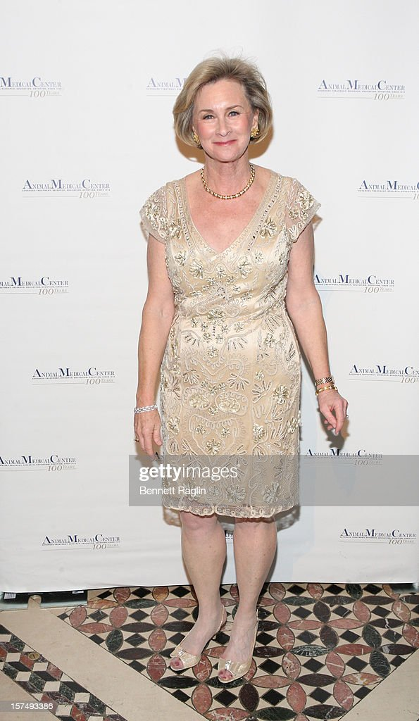 CEO of the Animal Medical Center Kathryn Coyne attends The Animal Medical Center's TOP DOG Gala at Cipriani 42nd Street on December 3, 2012 in New York City.