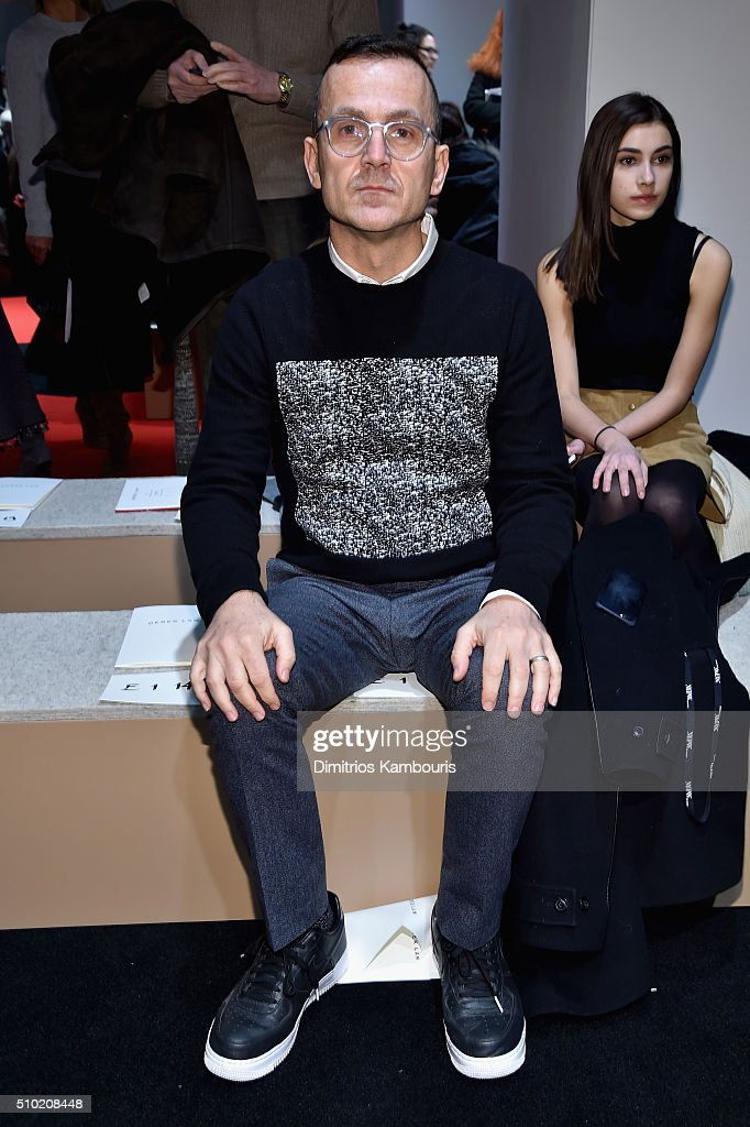 Derek Lam - Front Row - Fall 2016 New York Fashion Week: The Shows