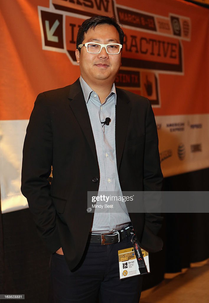 CEO of The Cheezburger Network Ben Huh attends The Art of Making Fun of Yourself during the 2013 SXSW Music, Film + Interactive Festival at Hilton Austin on March 11, 2013 in Austin, Texas.