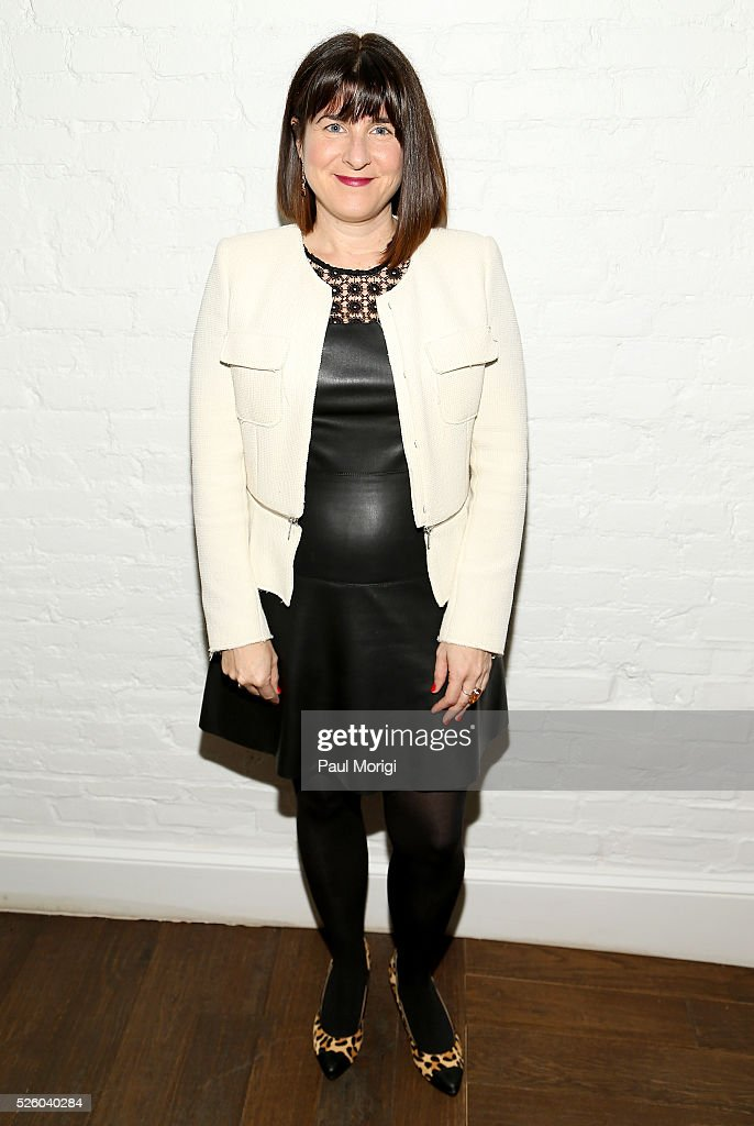 CEO of the Democratic National Committee, Amy Dacey attends the Glamour and Facebook brunch to discuss sexism in 2016, during WHCD Weekend at Kinship on April 29, 2016 in Washington, DC.