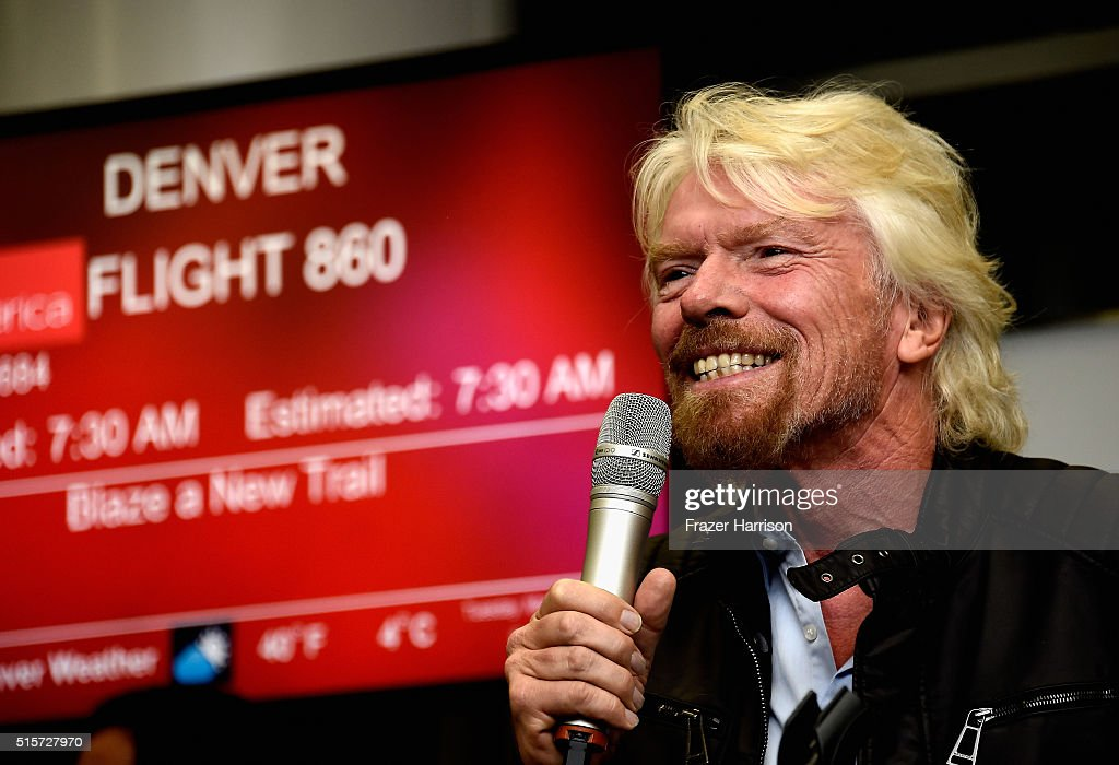Virgin America's Denver Launch