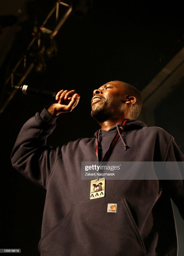 Wu-Tang Clan Perform at Enmore Theatre
