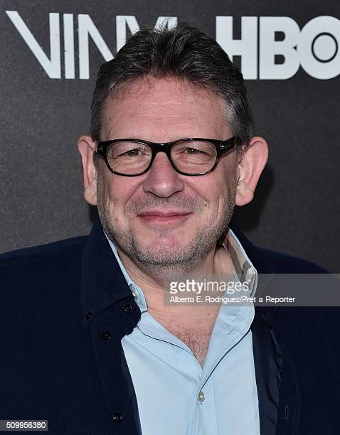 CEO of Universal Music Group Lucian Grainge attends the 2016 Billboard Power 100 Celebration at Bouchon on February 12 2016 in Beverly Hills...