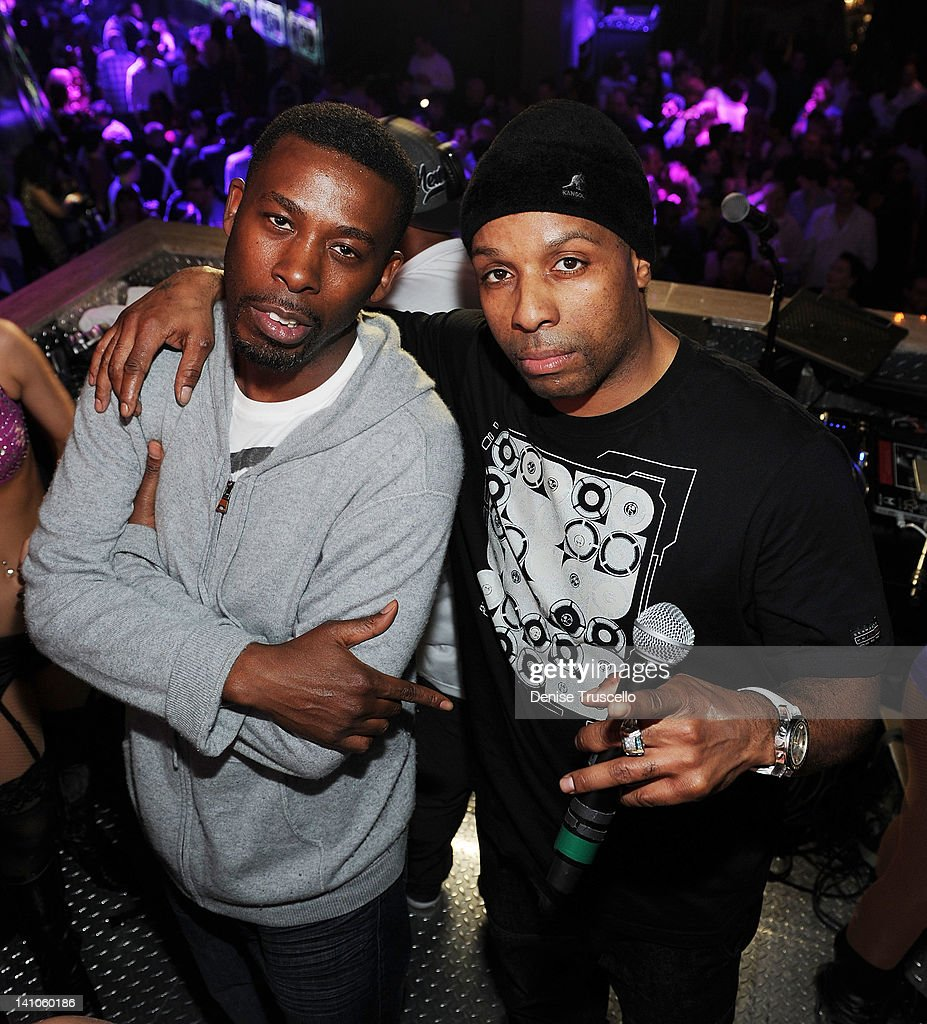 GZA And Prodigal Sunn Special Appearance At Chateau Nightclub & Gardens In Las Vegas