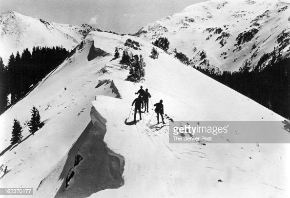 JAN 7 1972 JAN 9 1972 Off the Deep End at Taos Unbroken expanses of powder snow above timberline await the skier who ventures into the wild world...