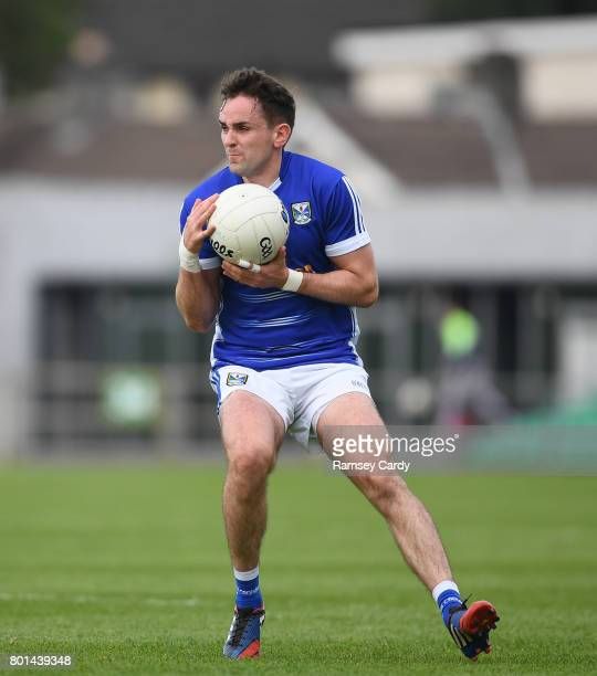 Offaly Ireland 25 June 2017 Niall Murray of Cavan during the GAA Football AllIreland Senior Championship Round 1B match between Offaly and Cavan at...