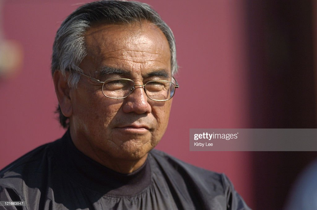 USC offensive coordinator Norm Chow USC during football practice at Howard Jones Field in Los Angeles Calif on Friday August 20 2004