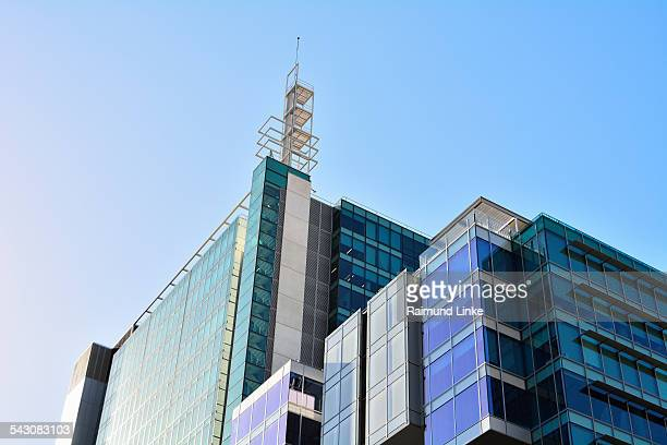 Office Block Building