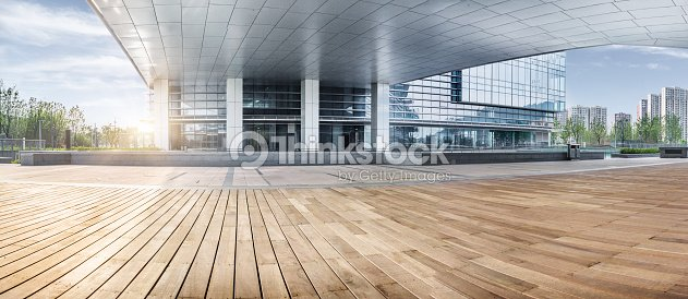 office building entrance : Stock Photo