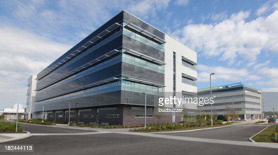 Office Building Exteriors