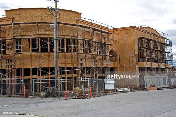 De bureaux en cours de Construction