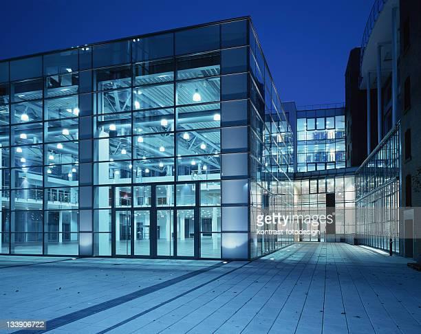 Edificio adibito a uffici