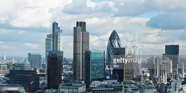 Gebäude in London, England