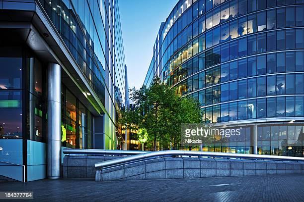 office buildings in London