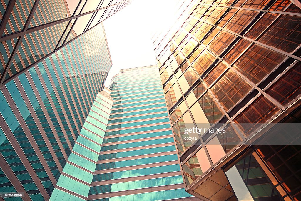 Office Buildings : Stock Photo