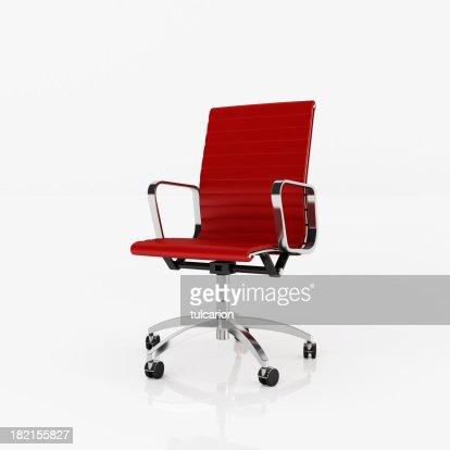 Office Chair - Clipping path