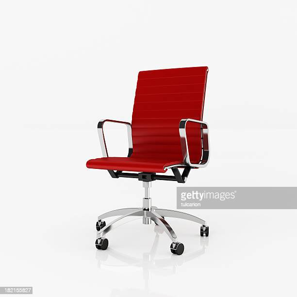 Büro-Stuhl-Clipping path