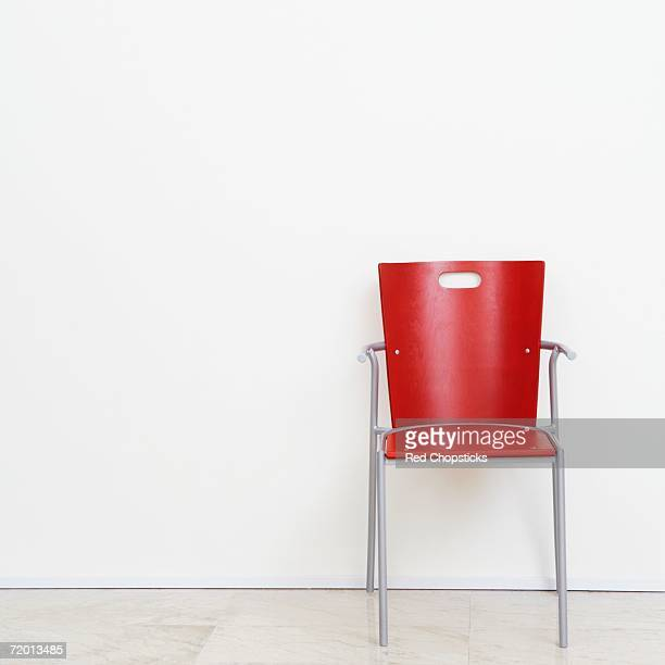 Office chair in an office