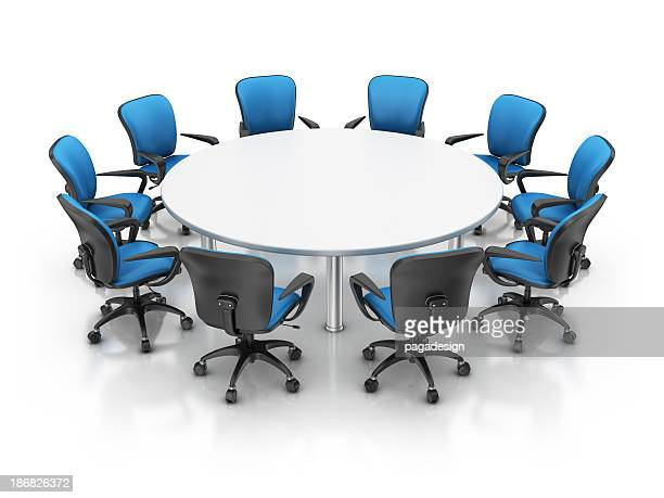 office chairs with table