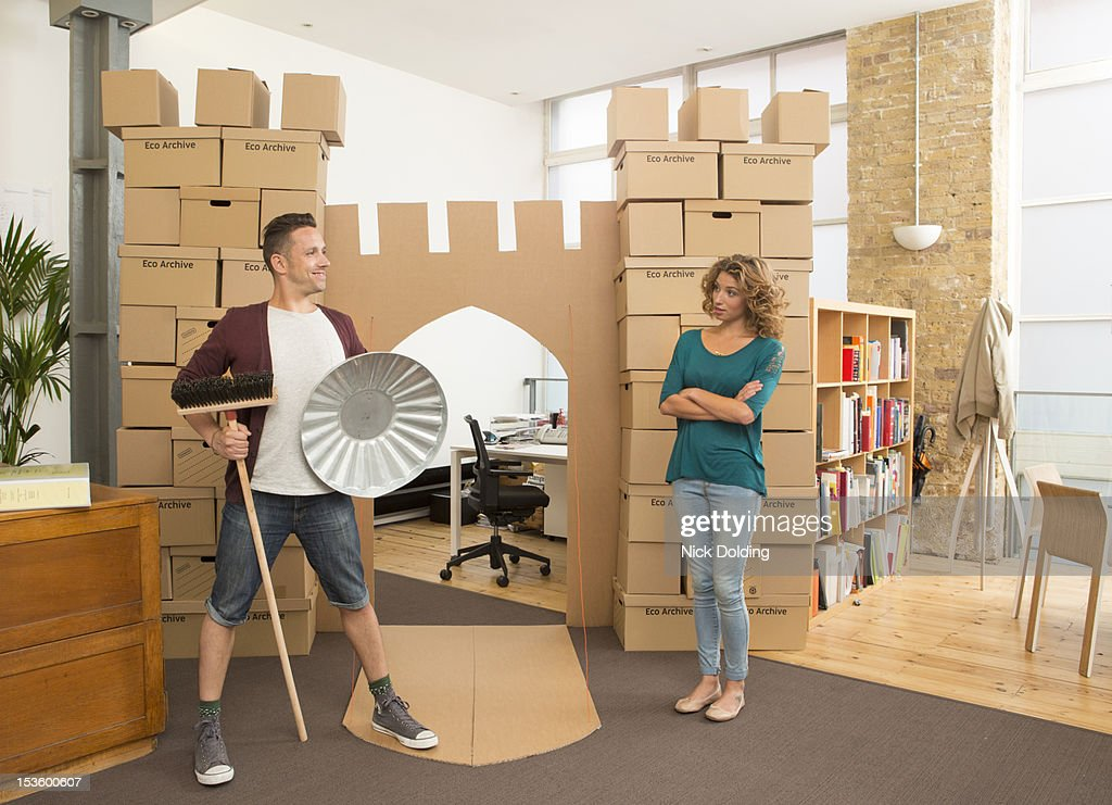 Office Escapism 018 : Stock Photo