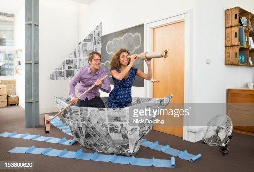 Office Escapism 05