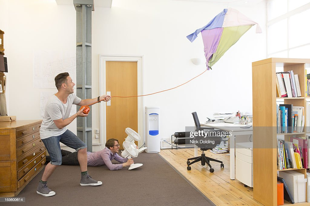 Office Escapism 10 : Stock Photo