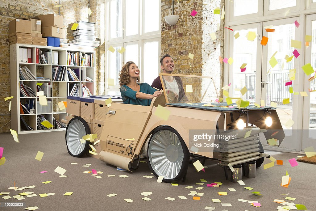 Office Escapism 16 : Stock Photo