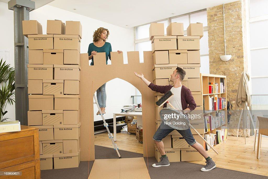 Office Escapism 19 : Stock Photo