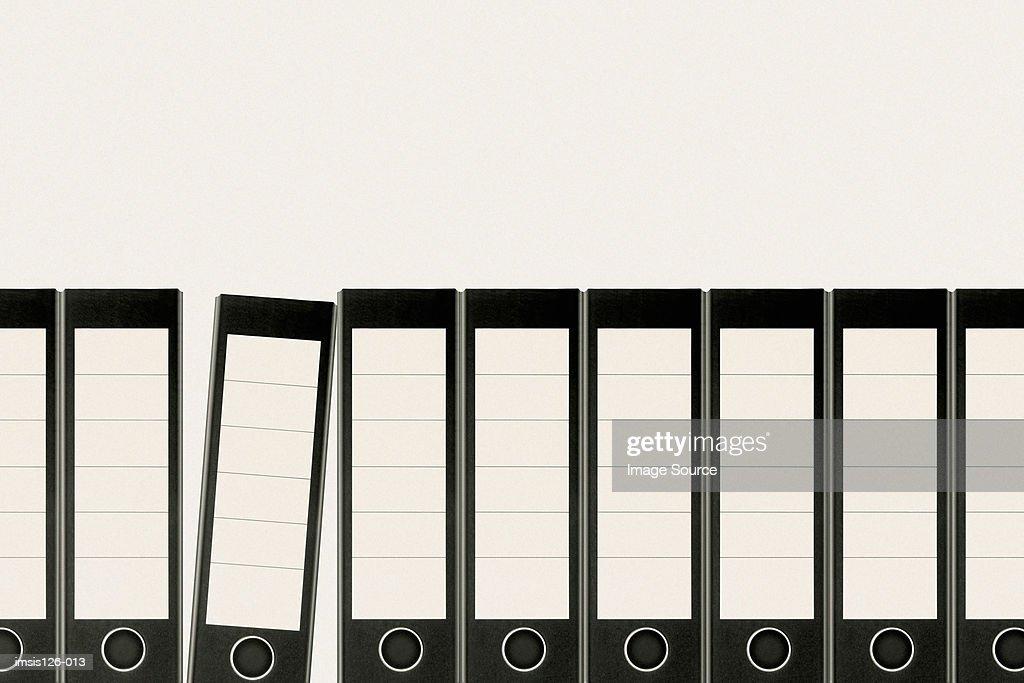 Office files : Stock Photo